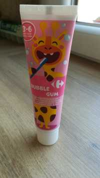 CARREFOUR - Bubble gum - Dentifirce pour enfant
