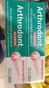 ARTHRODONT - Classic - Pâte dentifrice gingivale