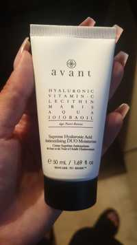 AVANT - Crème suprême antioxydante de jour et de nuit