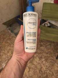 Bioderma - Atoderm crème - Ultra-nourrissant