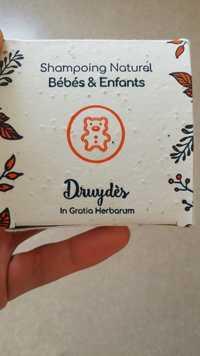 Druydès - Shampooing naturel bébés & enfants