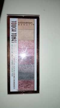 Kardashian Beauty - Touch tones - Kit de couleurs dégradées pour les yeux
