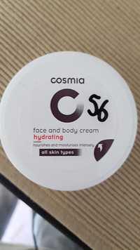 Cosmia - Face and body cream hydrating