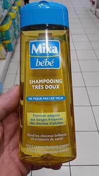 Mixa - Shampooing très doux pour bébé