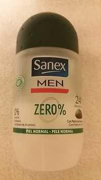 SANEX - Men - Déodorant zéro % 24 h peaux normales