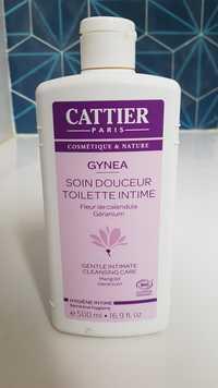 CATTIER PARIS - Gynéa - Soin douceur toilette intime