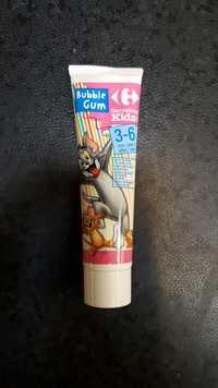 CARREFOUR KIDS - Dentifrice - Bubble Gum - 3-6 ans