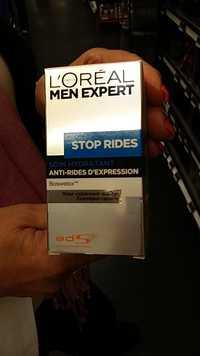 L'Oréal - Men expert stop rides