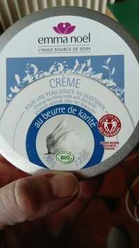 EMMA NOËL - Crème au beurre de karité bio