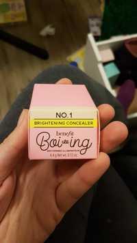 BENEFIT - Boi-ing brightening concealer - Anti-cernes