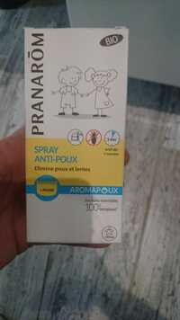 Pranarôm - Spray anti-poux - Elimine poux et lentes