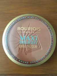 Bourjois - Maxi delight bronzer - Poudre bronzante bonne mine