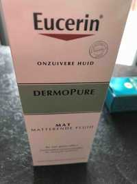 Eucerin - Dermopure - Matterende fluid