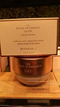 Rituals - The ritual of namasté - Radiance anti-aging day cream