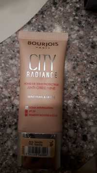Bourjois - City radiance - Fond de teint protecteur anti-grise mine