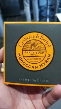 Crabtree & Evelyn - Moroccan Myrrh - Shave soap refill
