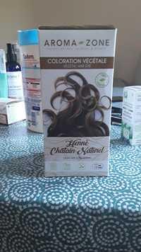 AROMA-ZONE - Coloration végétale Henné châtain naturel