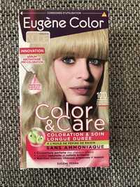 EUGÈNE COLOR - Color & care - 10*0 Blond très clair nude