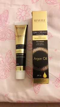 REVUELE - Argan oil day cream - Cell regeneration anti-wrinkle