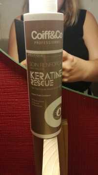 COIFF&CO - Keratine rescue - Soin renforçateur