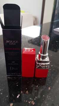 Dior - Rouge ultra pigmenté ultra tenue hydratant 587