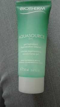 Biotherm - Aquasource - Gel hydratant