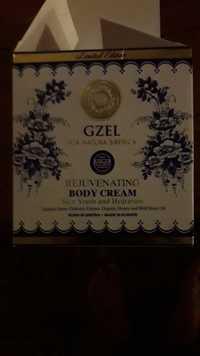 NATURA SIBERICA - Gzel - Rejuvenating body cream