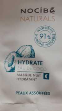 NOCIBÉ - Naturals Eau de Coco - Masque nuit hydratant