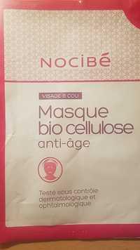NOCIBÉ - Masque bio cellulose anti-âge