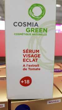 Cosmia - Green - Sérum visage éclat à l'extrait de tomate