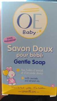 OÉ BABY - Savon doux pour bébé