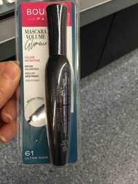 Bourjois - Mascara volume glamour 61 ultra noir