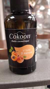 COKOON - Huile cosmétique à l'huile d'abricot
