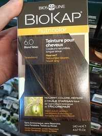 BIOS LINE - Biokap - Teinture pour cheveux 6.0 Blond Tabac