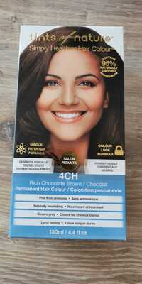 TINTS OF NATURE - 4CH Riche chocolate brown - Coloration permanente