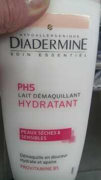 DIADERMINE - Ph5 - Lait démaquillant hydratant