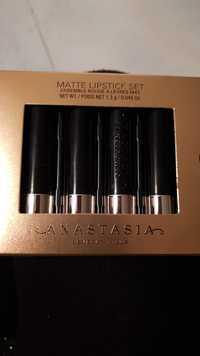 Anastasia Beverly Hills - Matte lipstick set