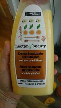 LES COSMÉTIQUES DESIGN PARIS - Nectar of beauty - Dopo-shampoo rivitalizzante