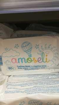 Amoseli - Lingettes bébé