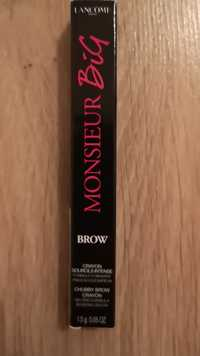 Lancôme - Monsieur big brow - Crayon sourcils intense
