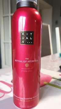 Rituals - The ritual of ayurveda - Harmonizing foaming shower gel