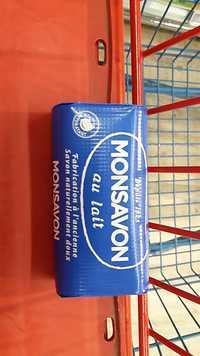 Monsavon - Savon naturellement doux au lait