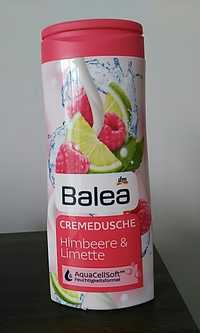 Balea - Himbeere & limette - Cremedusche