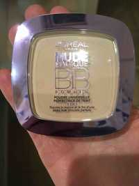 L'Oréal - Nude magic BB powder - Poudre universelle perfectrice de teint