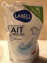 LABELL - Lait dermoprotectrice - Crème lavante mains