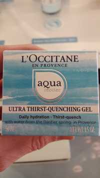 L'Occitane - Aqua réotier - Gel ultra désaltérant
