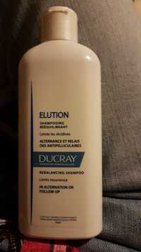 DUCRAY - Elution - Shampooing rééquilibrant