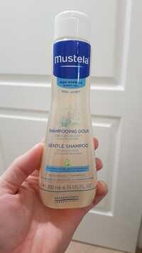 Mustela - Peau normale - Shampooing doux bébé
