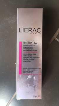 LIÉRAC - Initiatic - Fluide lissant énergisant correction premières rides