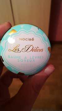 NOCIBÉ - Les délices - Baume à lèvres soyeux perle des îles